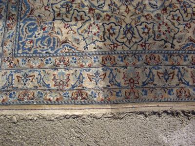 tapis - lavage - rêves d'ispahan - vente de tapis - restauration ... - Comment Raviver Les Couleurs D Un Tapis